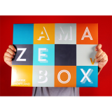 AmazeBox (Gimmicks and Online Instructions)