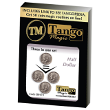 Three in One (Half Dollar) Set by Tango