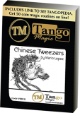 Chinese Tweezers  by Mario Lopez and Tango Magic