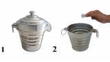 Coin Bucket (3 Times)  by Tora Magic