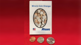 MIRACLE COIN CHANGER by Ronjo
