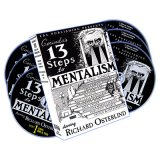 13 Steps to Mentalism DVD Set