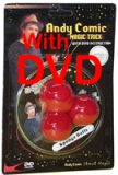Andy Comic DVD - Sponge Ball to Square