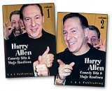Comedy Bits & Magic Routines - Harry Allen DVD