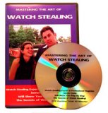 Mastering Watch Stealing DVD