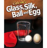 Glass, Silk, Ball and Egg