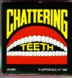 Talking Chattering Teeth