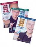 Easy to master Thread Miracles 3 DVD set
