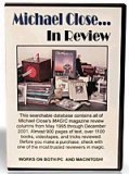Michael CLose... In Review on CD Rom