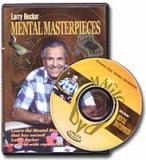 Mental Masterpieces DVD- Larry Becker