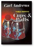 Carl Andrews' Cups & Balls DVD