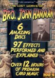 The Lost Works of Brother John Hamman DVD Set