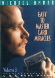 Easy to Master Card Miracles vol 3 - Ammar DVD