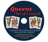 Queens Out of Control Packet Trick + DVD