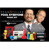 Penn And Teller Fool Everyone Magic Kit