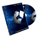 Rewind (Gimmick and DVD, RED) by Mickael Chatelain