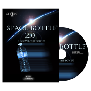Space Bottle (DVD & Gimmicks) 2.0 by Steven X