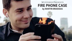 Fire Phone Case by Martin Braessas  (Regular)