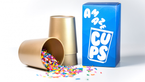 AmazeCups (Gimmicks and Online Instructions)