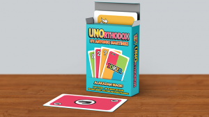 UNOrthodox (Gimmicks and Online Instructions) by Antonio Martinez