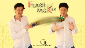 FLASH PACK 2.0 (Gimmicks and Online Instructions) by Gustavo Raley