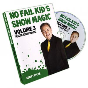 NoFail Kids Magic Vol 3 DVD
