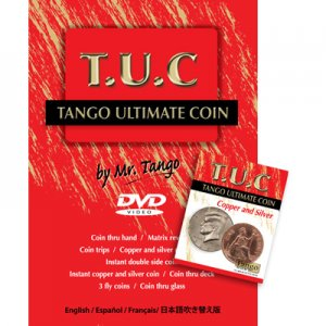 Tango Ultimate Coin Copper/Silver