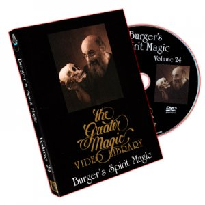 Eugene Burger's Spirit Magic DVD  Volume 24 by Greater Magic