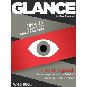 Glance ( 1 Magazines ) by Steve Thompson