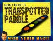 Transpotted Paddle
