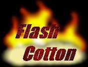 Flash Cotton by Theatre Effects - 4 grams
