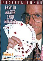 Easy to Master Card Miracles vol 4 DVD