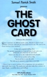 The Ghost Card