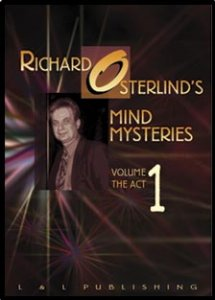 Richard Osterlind's Mind Mysteries #1 DVD