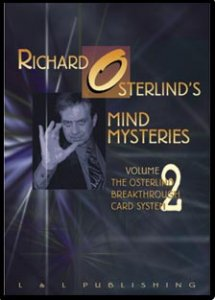 Richard Osterlind's Mind Mysteries #2 DVD