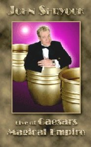John Shryock Live at Caesars Magical Empire DVD
