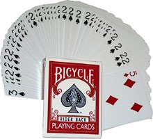 1 Way Forcing Deck - Bicycle