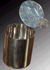 Miser's Coin Cup